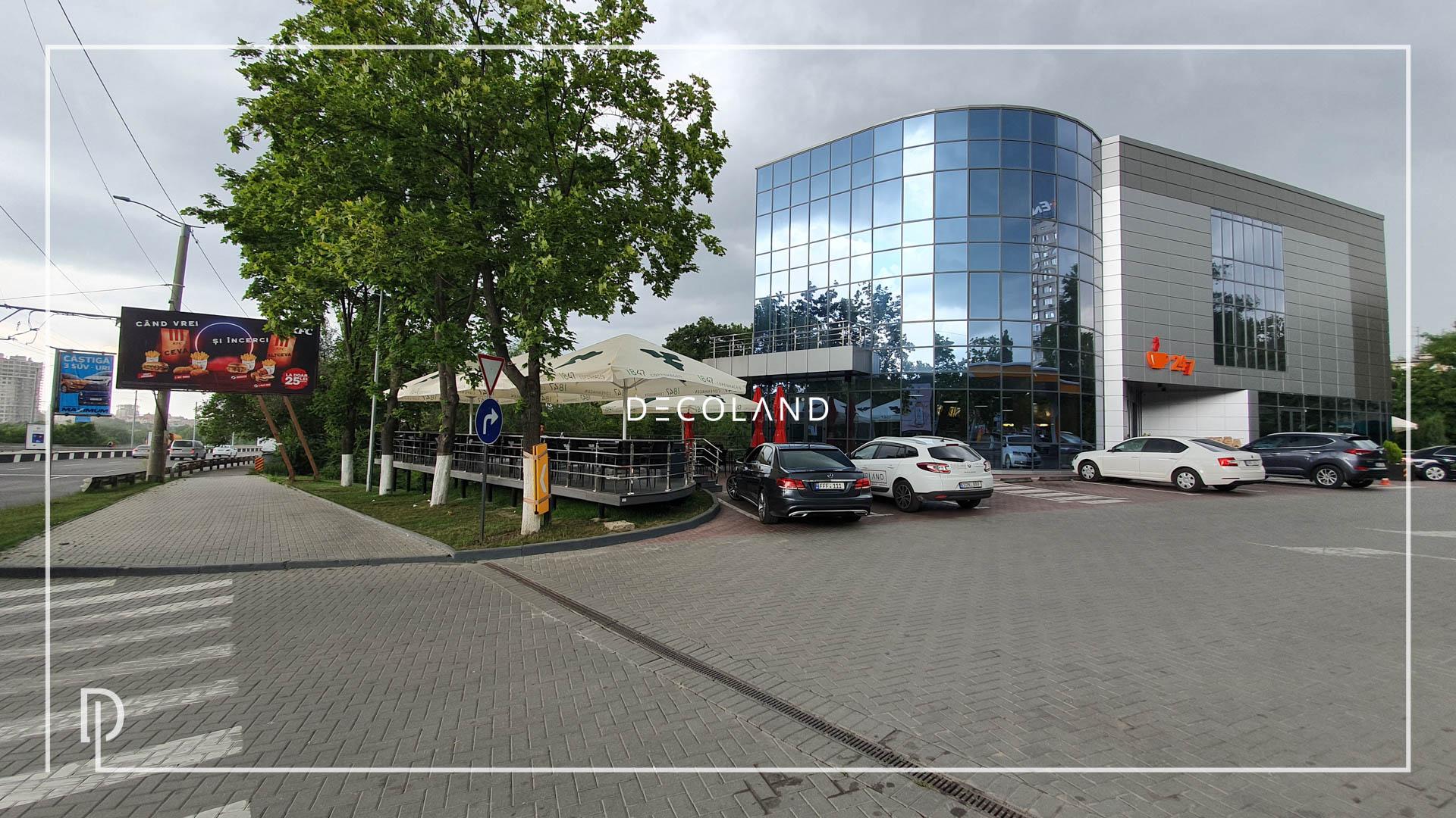 RomPetrol bd. Dacia