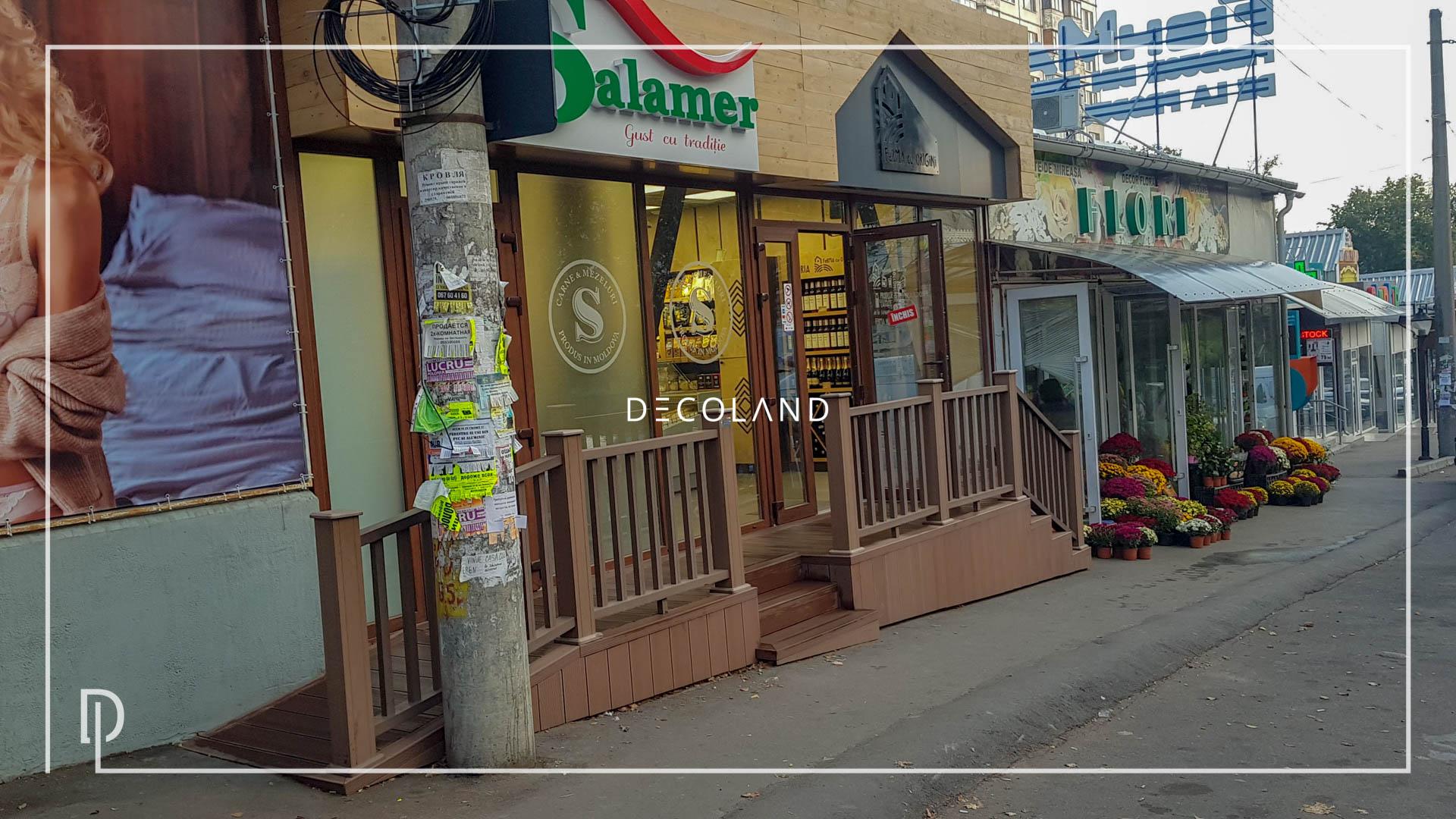 Salamer Magazin de Carne și Mezeluri