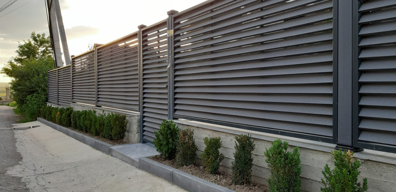 Gates and Fences from WPC profiles